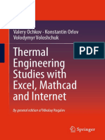 Valery Ochkov - Thermal Studies With Excel and Mathcad