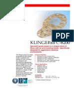 Klingersil c 8200