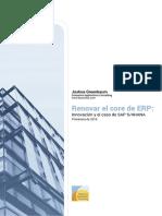 Renovar El ERP