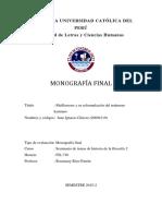 Meillassoux y su reformulación del noúmeno kantiano (1)