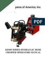 KD105 Manual