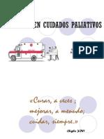 Urgencias en Cuidados Paliativos