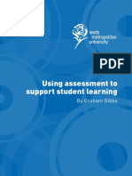 Using Assessment to Support Student Learning_0
