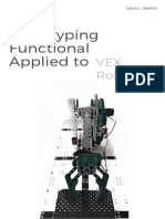Prototyping Functional Applied to VEX Robotics