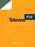 201801 Televes Tarifa2018_es