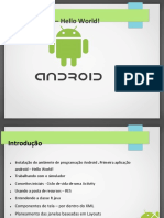 Android 01 Fundamentos