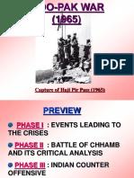 1965 Indo Pak War