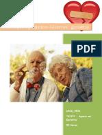 Prevenção e Primeiros Socorros Geriatria