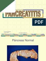 Pancreatitis infecciosa