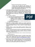 Regulamin Korzystania z Konta Internetowego w Serwisie VITAY