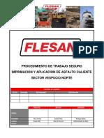 PST - Imprimacion y Aplicaion de Asfalto Caliente
