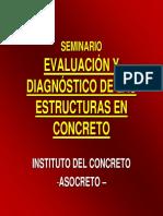 Evaluacion y diagnostico de las estructuras en concreto.pdf