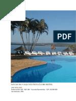 Águas Do Vale Náutico Clube Hotel