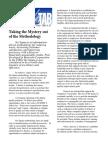 6sigmaMystery orMethodology