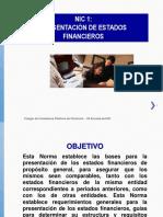 3 NIC 1 Presentación de los Estados Financieros OK.pdf