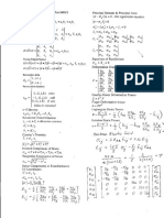 CE 14 4LQ Formula Sheet