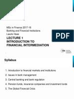 BFI 1 Introduction
