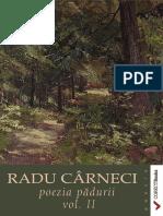 (Preview) 978-606-599-428-7 Carneci Radu - Poezia Padurii Vol II