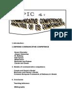 Tema 04 Communicative CompetenceDEFINITIVO