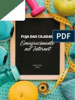eBook - Fuja das Ciladas - Emagrecimento na Internet
