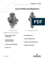 67D Series Pressure Reducing Regulators Bulletin en 127144
