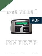 Manual Software DMPRep 13.0