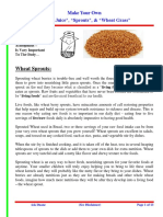 Wheat Water Acidophilus