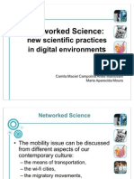 Networked Science_EASST Presentation