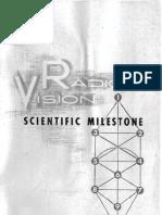 Ruth Drown Laboratories 1960 - Radio-Vision a Scientific Milestone