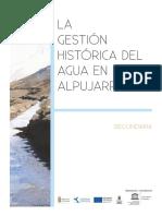 La Gestion Historica Del Agua en La Alpujarra