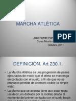 Marcha atlética - Curso Monitor Atletismo