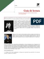Guía Texto 25. LA. Casetti y Di Chio.