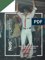 NotiCampestre Edición Nro 5. Noviembre del 2017
