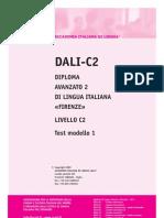 AIL DALI-C2 Test Modello 1