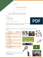 Formación Temprana Guía 7