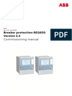 1MRK505385-UEN a en Commissioning Manual Breaker Protection REQ650 Version 2.2