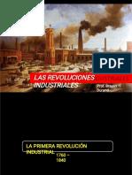 Revoluciones Industriales - Socialismo