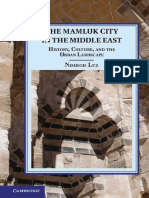(Cambridge Studies in Islamic Civilization) Nimrod Luz-The Mamluk City in the Middle East_ History, Culture, And the Urban Landscape-Cambridge University Press (2014)