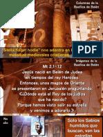 LA EPIFANIA DEL SEÑOR 2018 CICLO B.