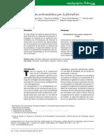 Regulacion Antitrombotica Por La Fribrinolisis
