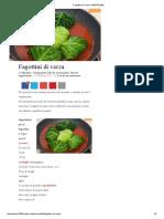Fagottini Di Verza _ 1000 Ricette