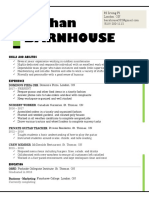 nathan barnhouse resume