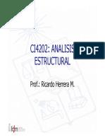 Capitulo_4 analisis estructural