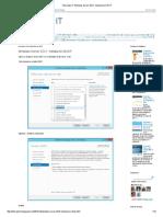 WS 2012 Instalación DHCP