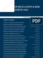 Journal of Regulation & Risk - North Asia Volume II, Summer/Fall edition 2010