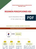 Agente de Percepciones-4life