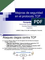 Presentacion Lacnic x Fgont Seguridad Tcp