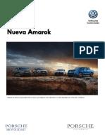 Ficha Tecnica Nueva Amarok My 2018