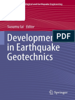 (Geotechnical, Geological and Earthquake Engineering 43) Susumu Iai (Eds.)- Developments in Earthquake Geotechnics-Springer International Publishing (2018)