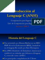 Manual Rapido de Lenguaje C